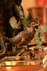Dodo,Dodo bird,Dodo sculpture bronze,Dodo statue